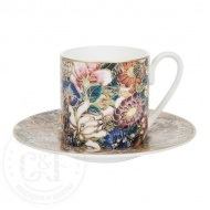 golden-flowers-coffee-cup-saucer-223779